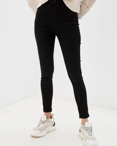 Черные джинсы-скинни узкого кроя Befree