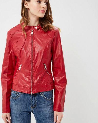Кожаная куртка весенняя B.style