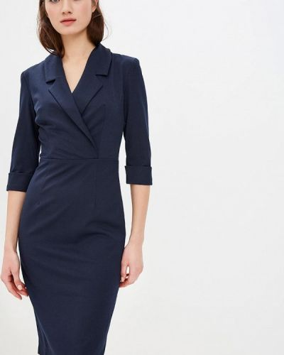 Платье - синее Olga Skazkina