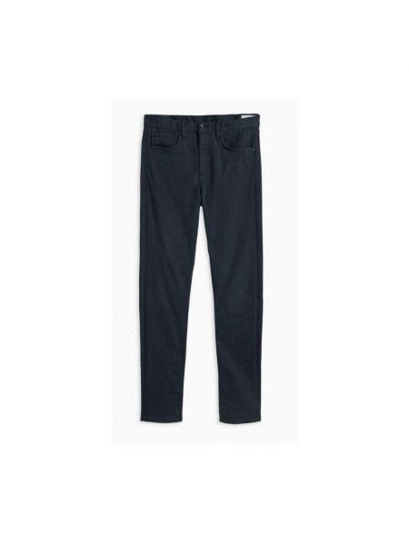 Niebieskie jeansy rurki Rag & Bone