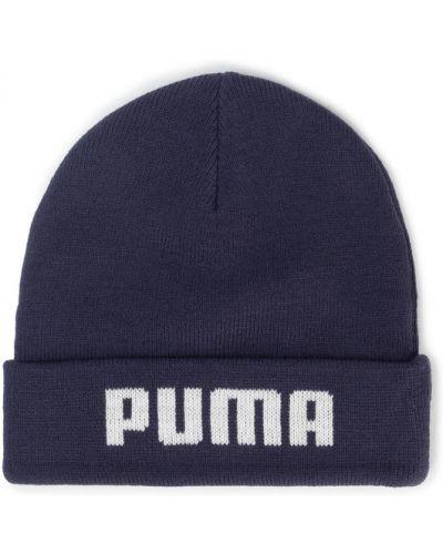 Czapka beanie granatowa Puma
