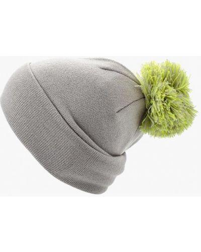 Серая шапка осенняя New Era