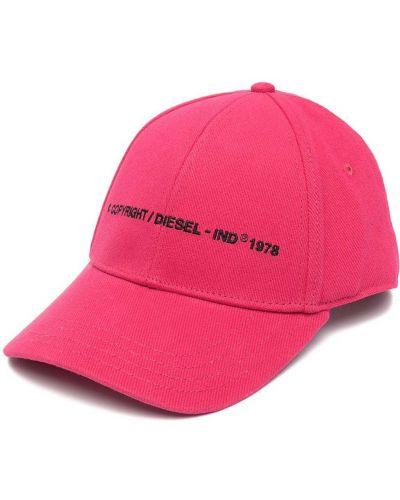Bawełna baseball czapka baseballowa z haftem Diesel