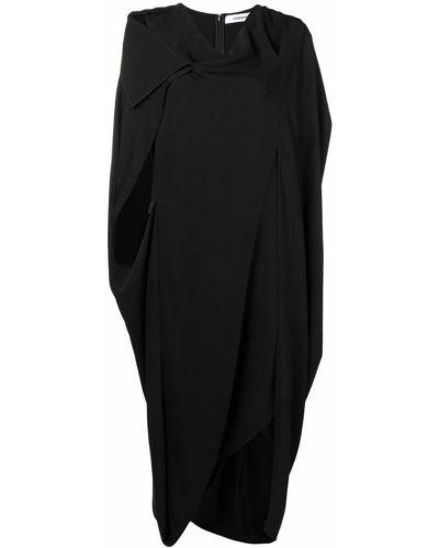 Платье черное Chalayan