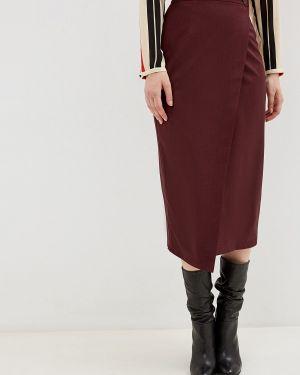 Платье бордовый красный Buono