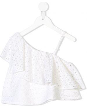 Белая блуза Tuchinda