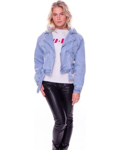 Jeansy - niebieskie Colourful Rebel