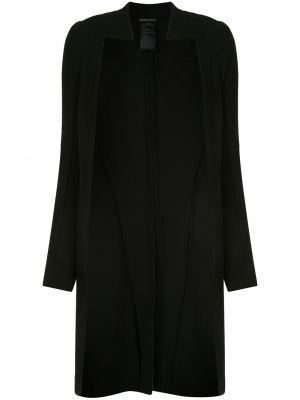 Пиджак длинный - черный Ann Demeulemeester