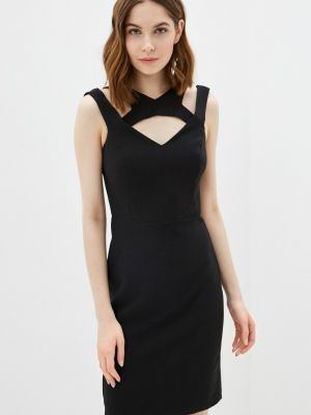 Черное платье Jimmy Sanders