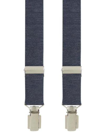 Niebieskie szelki bawełniane Willen