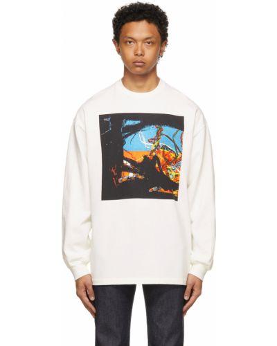 Белая трикотажная футболка Levi's Vintage Clothing