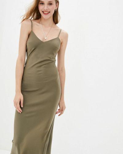 Платье-комбинация - хаки 7arrows