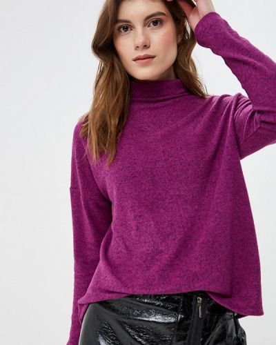 Водолазка фиолетовый Nice & Chic