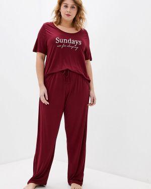 Пижама красная Evans