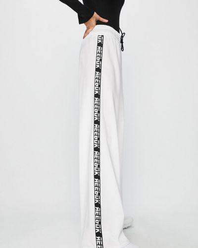Спортивные брюки на резинке с завышенной талией Reebok