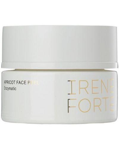 Bezpłatne cięcie skórzany peeling do twarzy czyszczenie bezpłatne cięcie Irene Forte Skincare