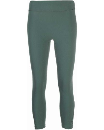 Зеленые леггинсы с завышенной талией Reebok X Victoria Beckham