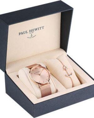 Кварцевые часы серые Paul Hewitt
