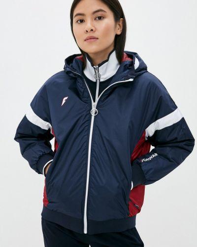Утепленная синяя куртка Forward