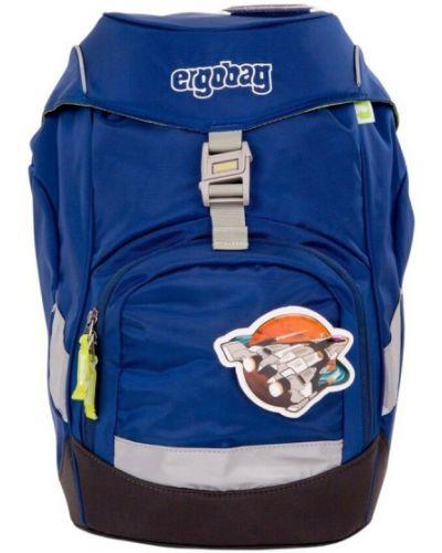 Niebieski plecak Ergobag