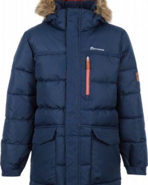 Зимняя куртка спортивная синий Outventure