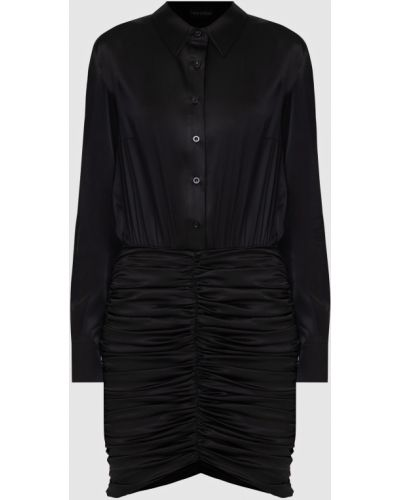 Платье миди - черное Retrofete