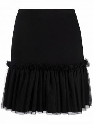 Czarna spódnica bawełniana Viktor & Rolf