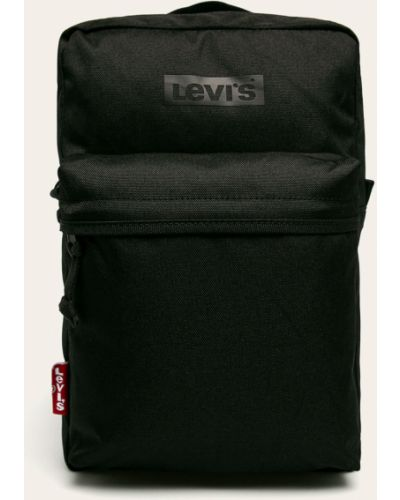 Plecak z wzorem czarny Levi's