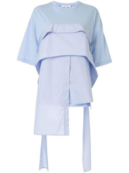 Koszula z krótkim rękawem asymetryczny elastyczna Enfold