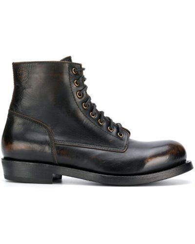 Ботильоны кожаный для обуви Buttero