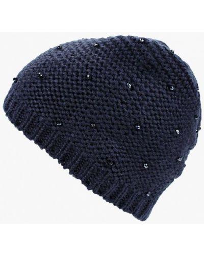 Синяя шапка осенняя S.oliver