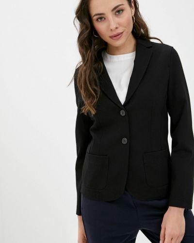 Черный пиджак S.oliver