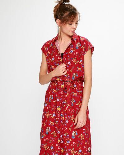Летнее платье мини из вискозы Medicine