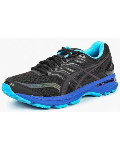 Черные кроссовки Asics