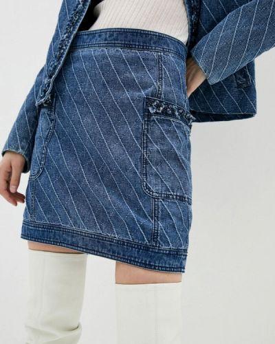 Джинсовая юбка Miss Sixty