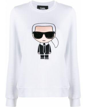 Топ облегающий Karl Lagerfeld
