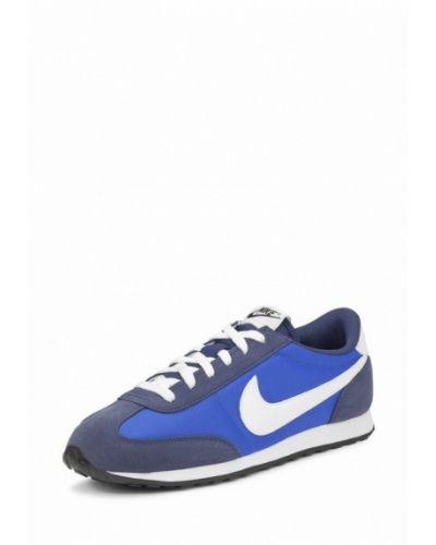 Кроссовки замшевые низкие Nike