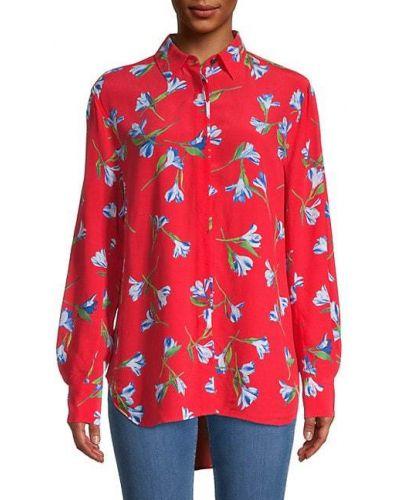 Koszula z długimi rękawami z wiskozy zapinane na guziki Rag & Bone