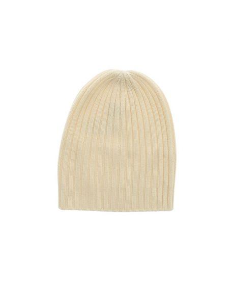 Beżowa czapka beanie Fedeli