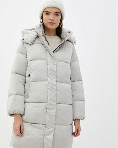 Утепленная куртка - бежевая Save The Duck
