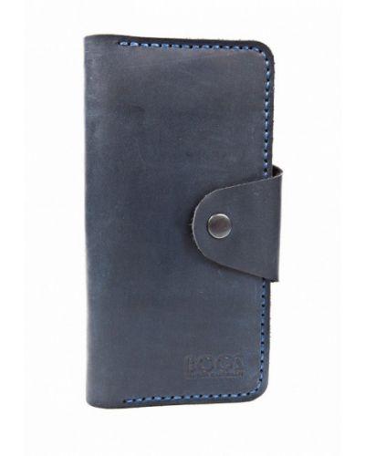 Синий кошелек Bogz