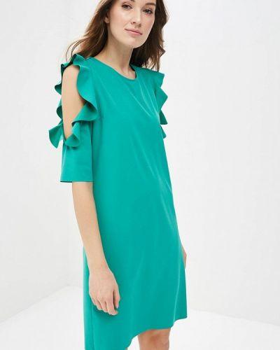 Платье итальянский зеленый Imperial