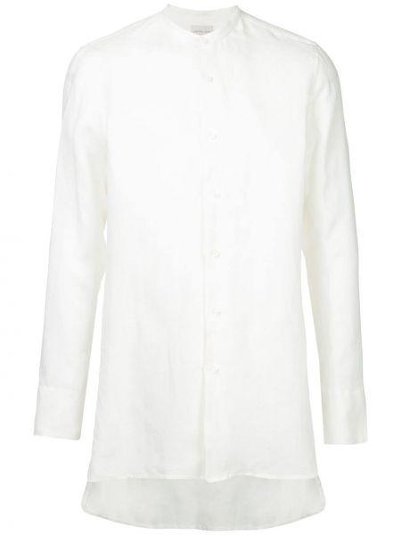 Koszula z długim rękawem długa z kołnierzem Sartorial Monk