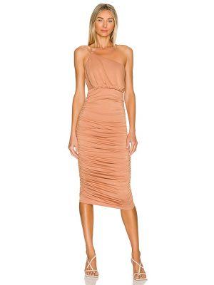 Трикотажное платье миди Nbd
