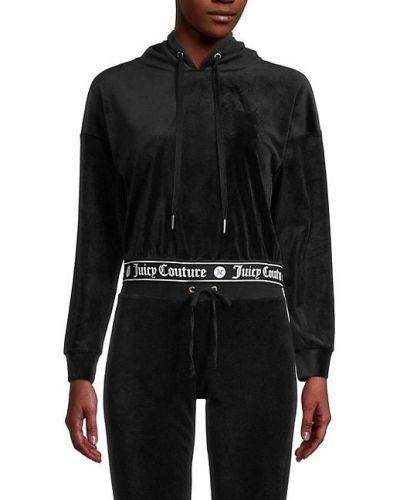 Bluza z kapturem z długimi rękawami Juicy Couture