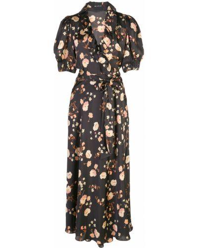 Платье мини миди с запахом Jill Jill Stuart
