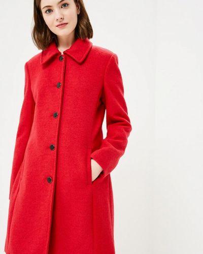 Пальто с капюшоном Gaudi