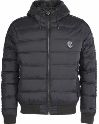 Куртка из полиэстера - черная Frankie Morello