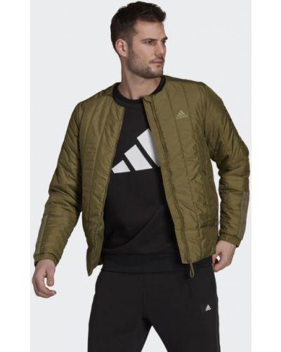 Куртка с нашивками Adidas