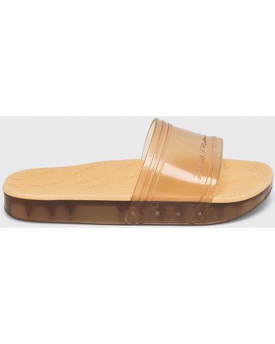 Бежевые сандалии Melissa
